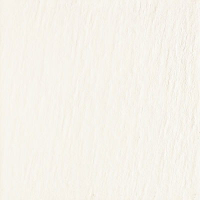 10MM Ketebalan Full Body Porcelain Tile Rustic Floor Wall Pure Color White / Hitam 600x600